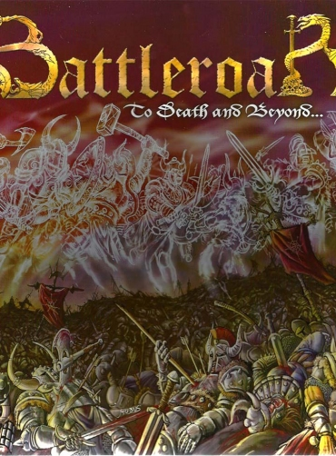 Battleroar - To Death And Beyond