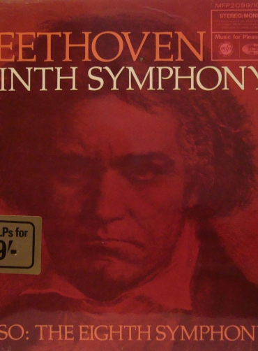 Ludwig van Beethoven – The Ninth Symphony, Also: Eighth Symphony