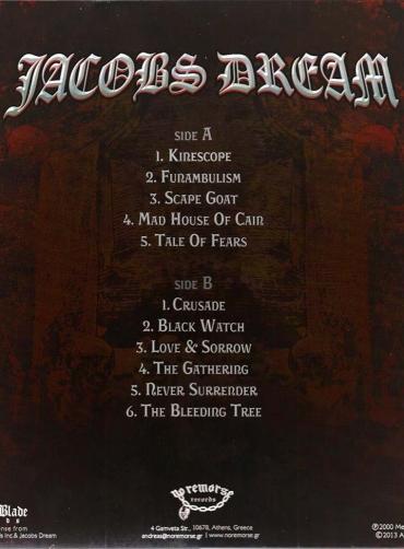 Jacob's Dream - Jacobs Dream